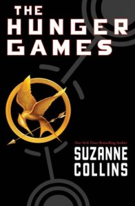 book jacket, The Hunger Games